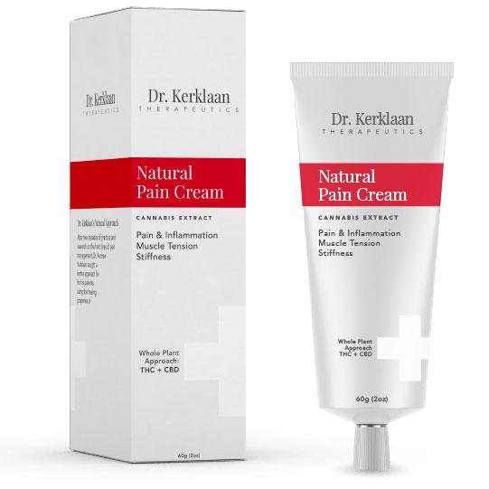 Dr Kerklaan Natural Pain Cream