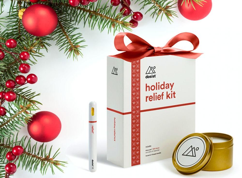 Dosist Holiday Gift Set Candle BPG
