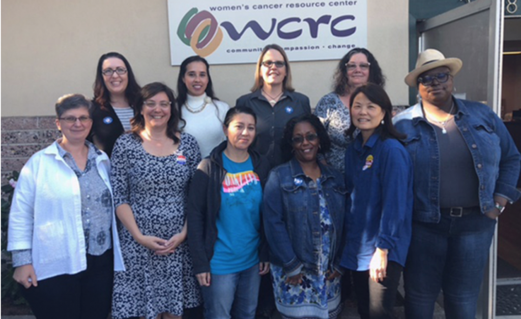 WCRC in Berkeley