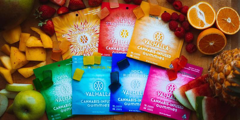 Veteran Owned Cannabis Companies - Valhalla Gummies at BPG