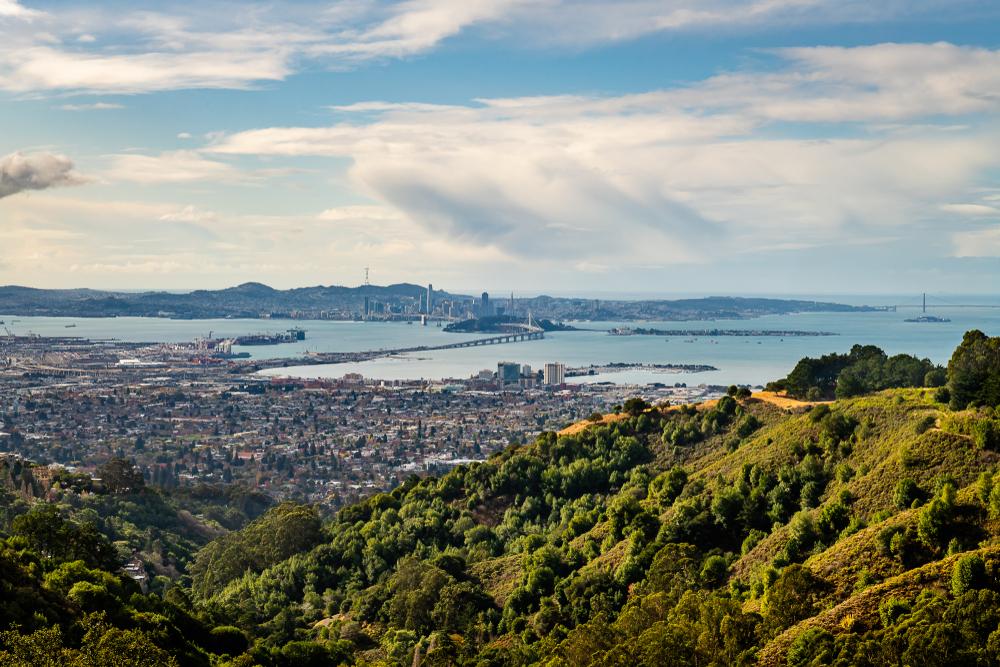 Best hikes in Berkeley. Happy Earth Day!